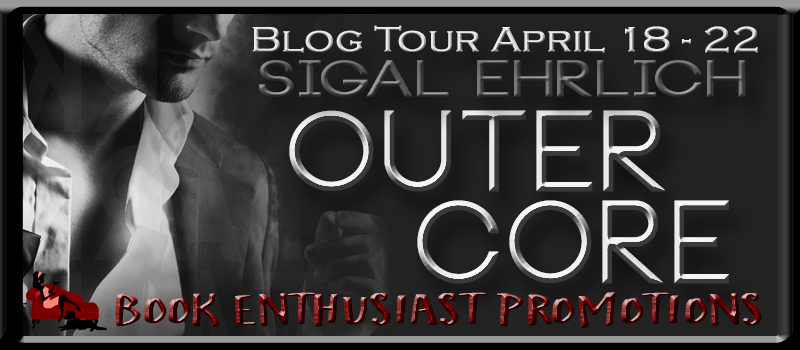 Outer Core (Stark, #3) by Sigal Ehrlich #BlogTour #Review
