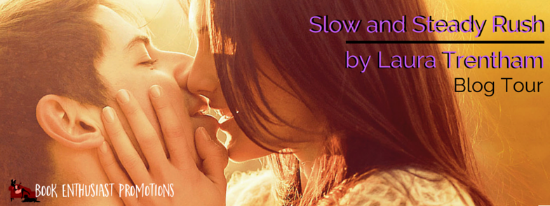 Slow and Steady Rush, Falcon Football #1 by Laura Trentham #BlogTour
