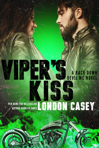 Viper's Kiss by Karolyn James/London Casey 5 Star Review