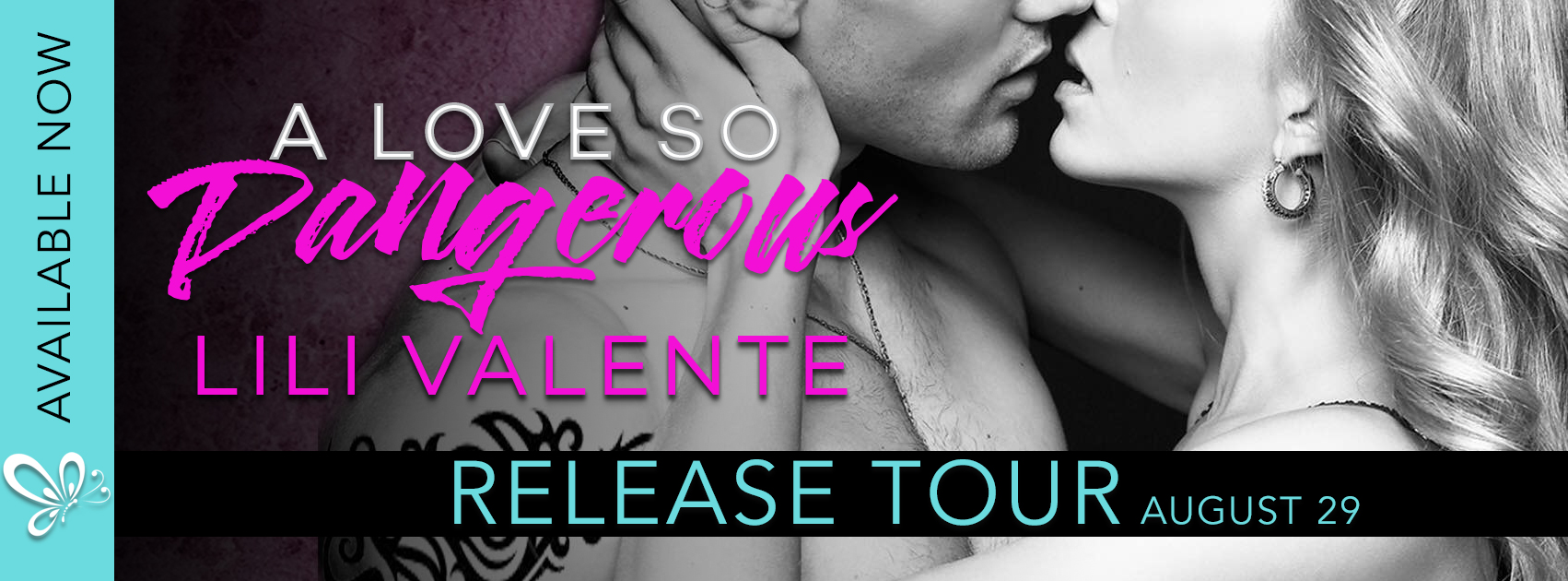 A Love So Dangerous by Lili Valente #ReleaseDay #Review @lili_valente_ro