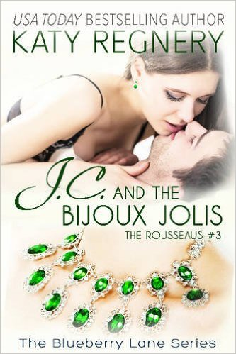J.C. and the Bijoux Jolis by Katy Regnery #blogtour #review @KatyRegnery