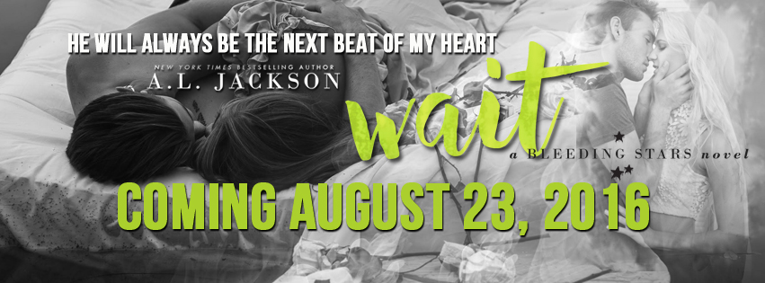 Wait by AL Jackson #ExcerptReveal #Giveaway