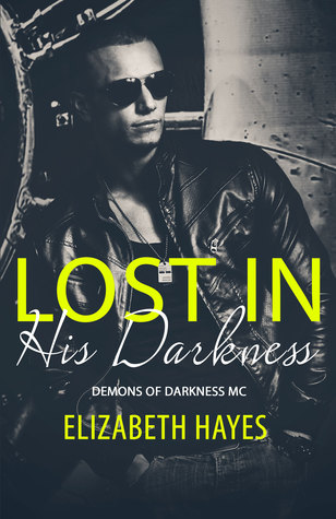 lost in his darkness