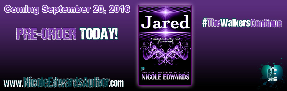 Jared by Nicole Edwards #PreOrderBlitz