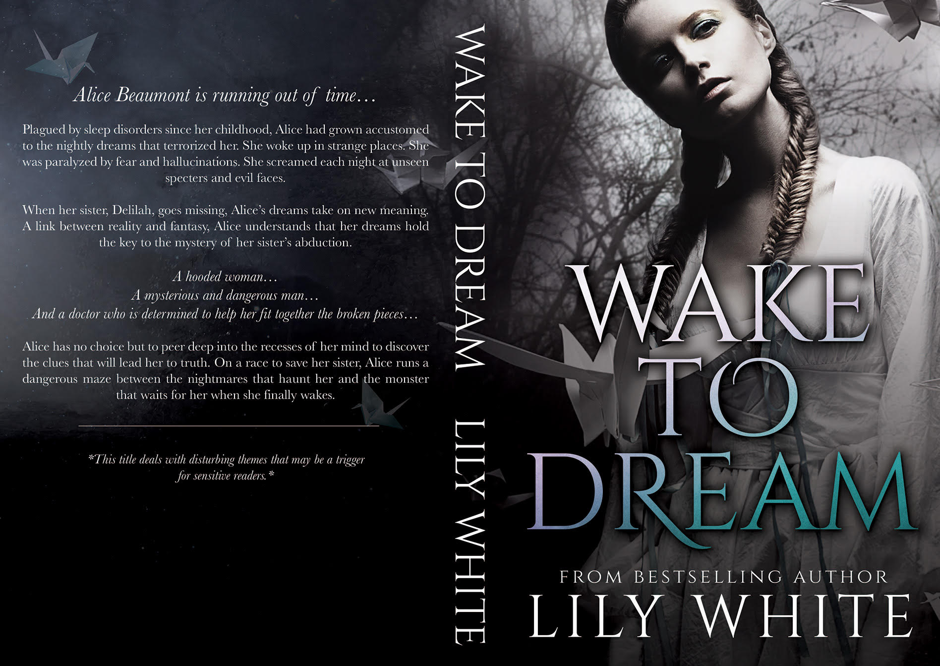 Wake To Dream by Lily White #CoverReveal @lilywhitebooks