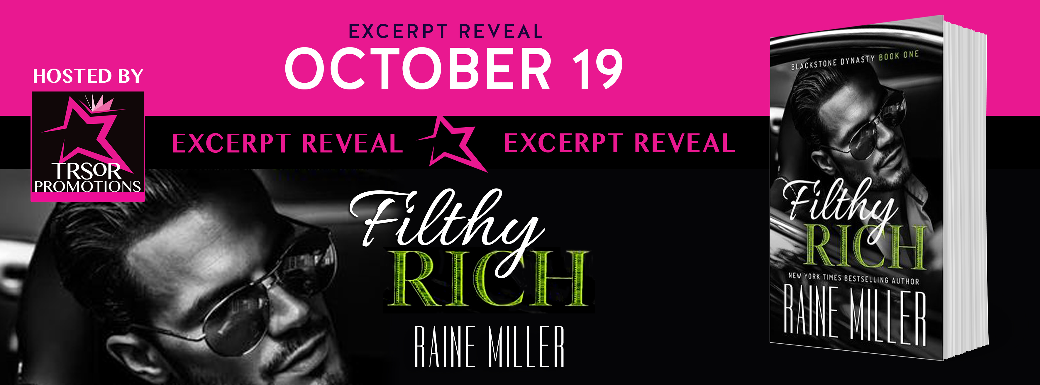 Filthy Rich by Raine Miller #ExcerptReveal