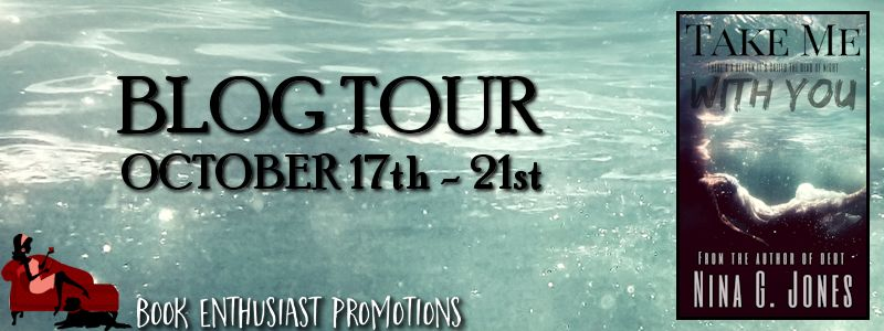 Take Me With You by Nina G. Jones #BlogTour @ninagjones