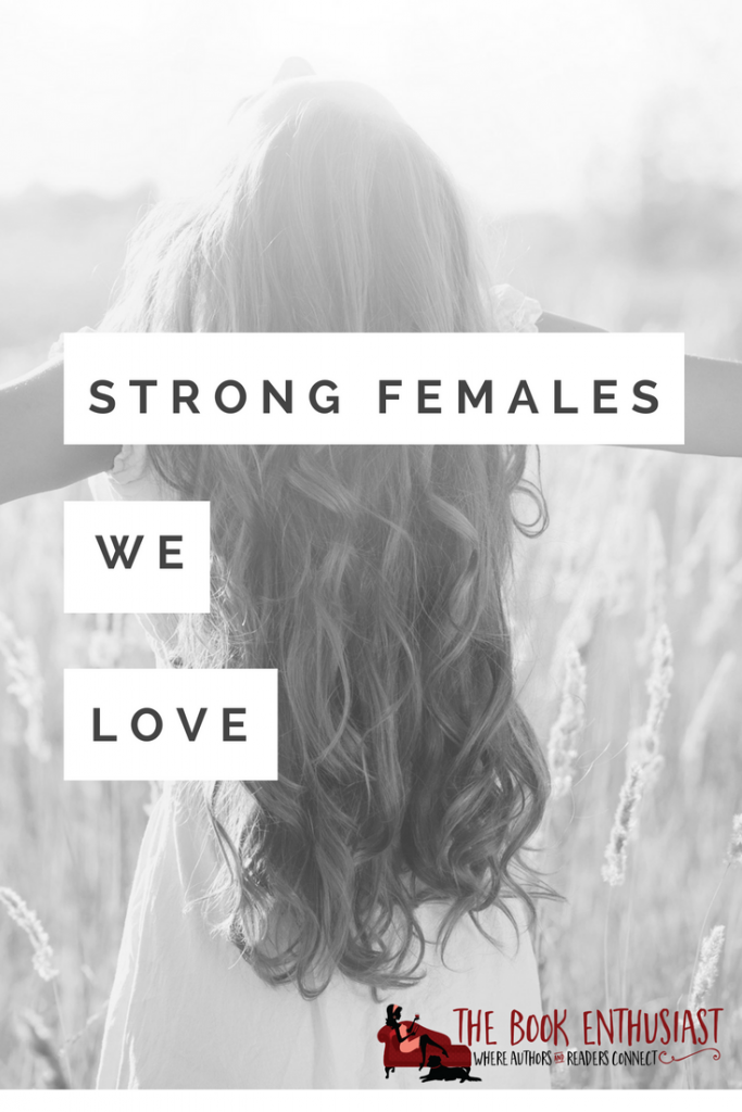 strong-females