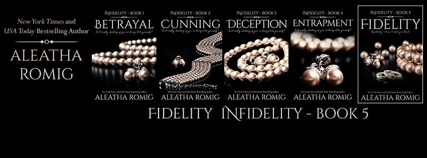 Fidelity by Aleatha Romig Cover Reveal #Preorder Today