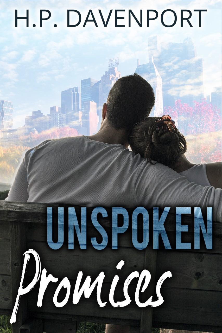 Unspoken Promises by H.P. Davenport #releaseblitz @hpdavenportauth
