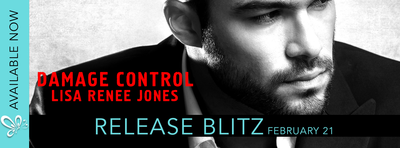 Damage Control by Lisa Renee Jones Release Blitz