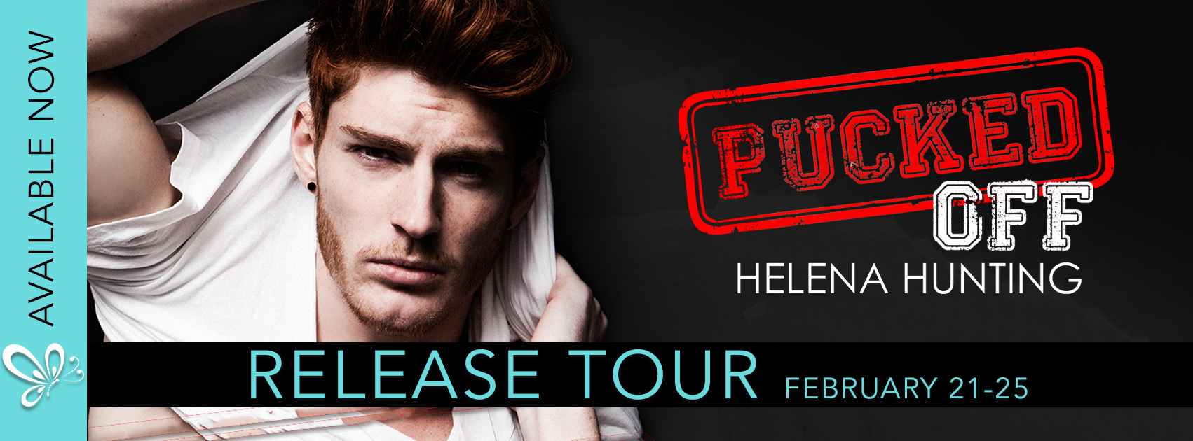Pucked Off by Helena Hunting Blog Tour #Review