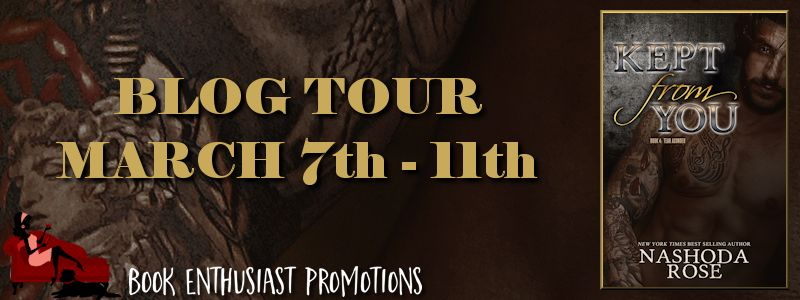 Kept From You (Tear Asunder, #4) by Nashoda Rose #BlogTour @nashodarose