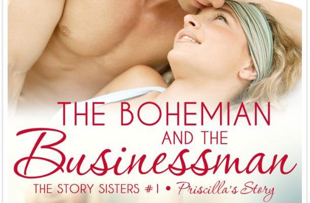 The Bohemian and the Businessman by Katy Regnery – Now Live on Amazon and Amazon Unlimited