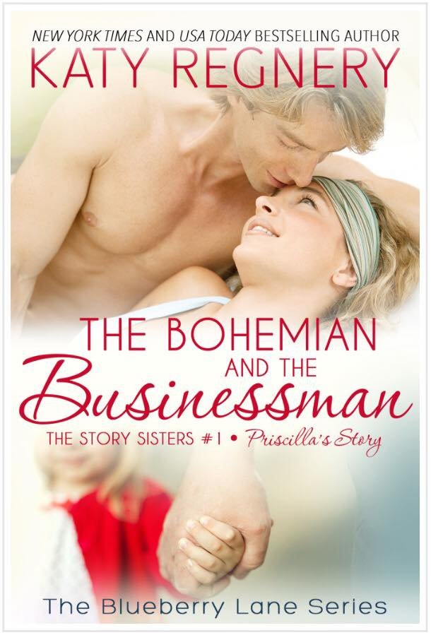 The Bohemian and the Businessman by Katy Regnery is LIVE and FREE with #KindleUnlimited @KatyRegnery