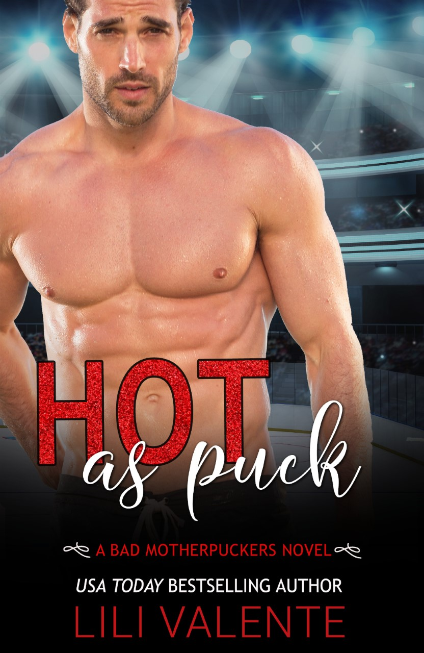 Hot as Puck by Lili Valente Release Blitz @lili_valente_ro @givemebooksblog