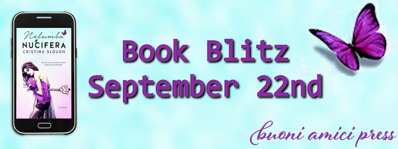 Nelumbo Nucifera by Cristina Slough #Review #BookBlitz