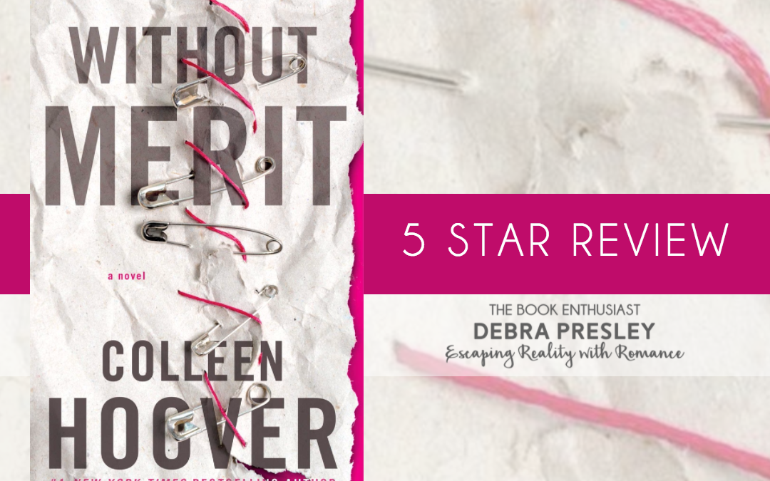 Without Merit by Colleen Hoover #Review #5Stars