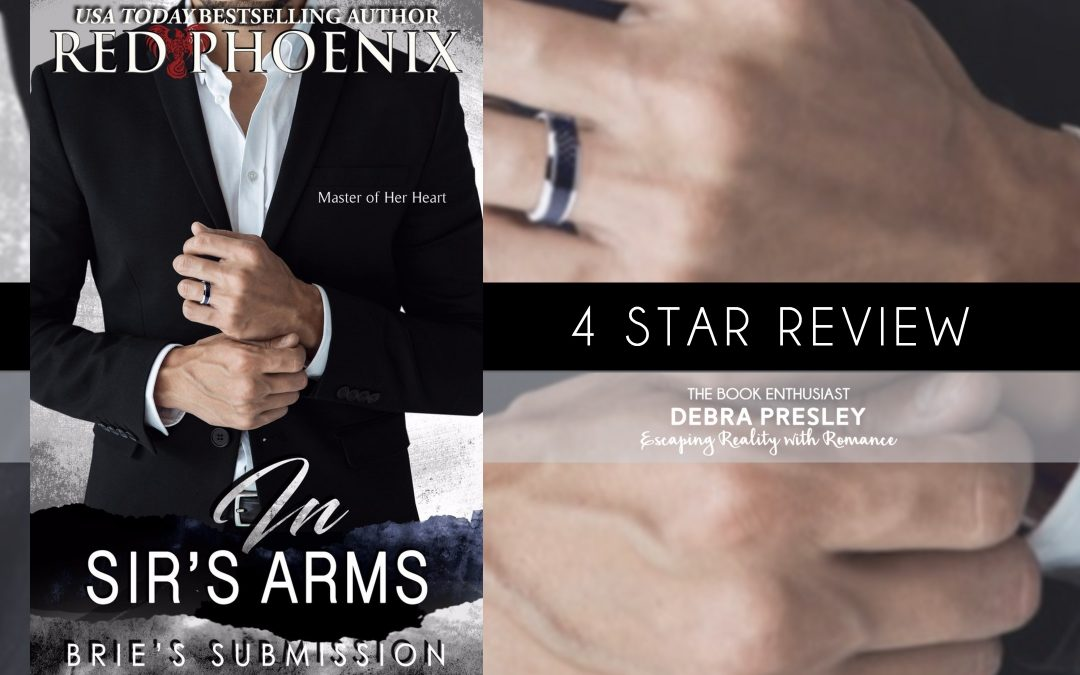 In Sir's Arms by Red Phoenix #Review #NewRelease
