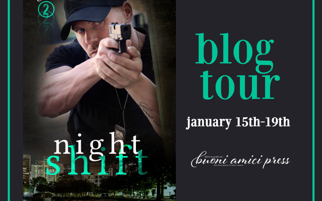 Night Shift by Carey Decevito #BlogTour #5StarReview