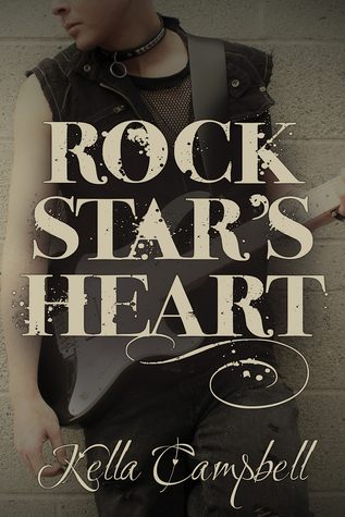 Rock Star's Heart by Kella Campbell #releaseday @kellacampbell
