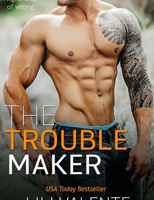 The Troublemaker by Lili Valente #coverreveal @lili_valente_ro @givemebooksblog