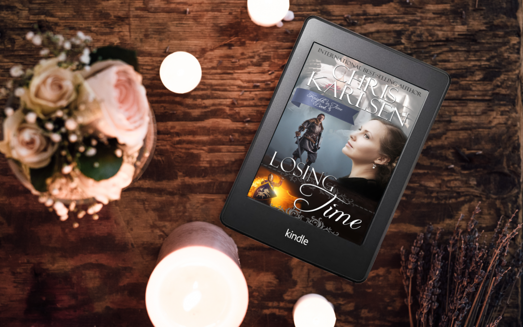 Losing Time by Chris Karlsen Blog Tour #Review