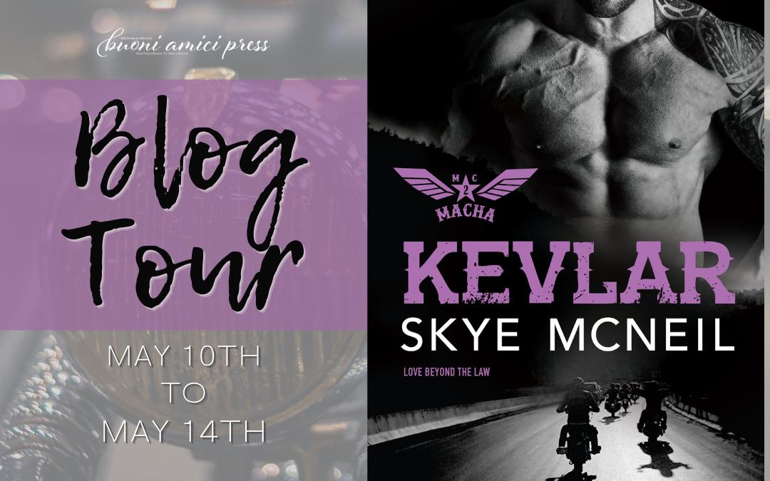 Kevlar by Skye McNeil #BlogTour